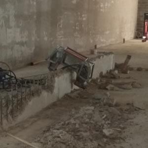 concrete crunching 3
