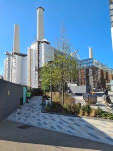 Controlled Demolition – Battersea Power Station, Battersea