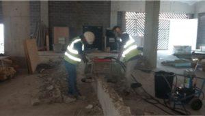 Silent Concrete Crunching – Lidl, Belvedere