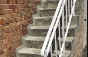 Joint Repair to Stairs – Otford