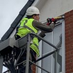 Window Sealant Repairs – Ravenlea Road, Folkestone
