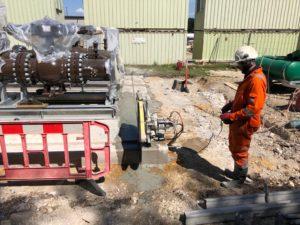 Track Sawing – Dartford