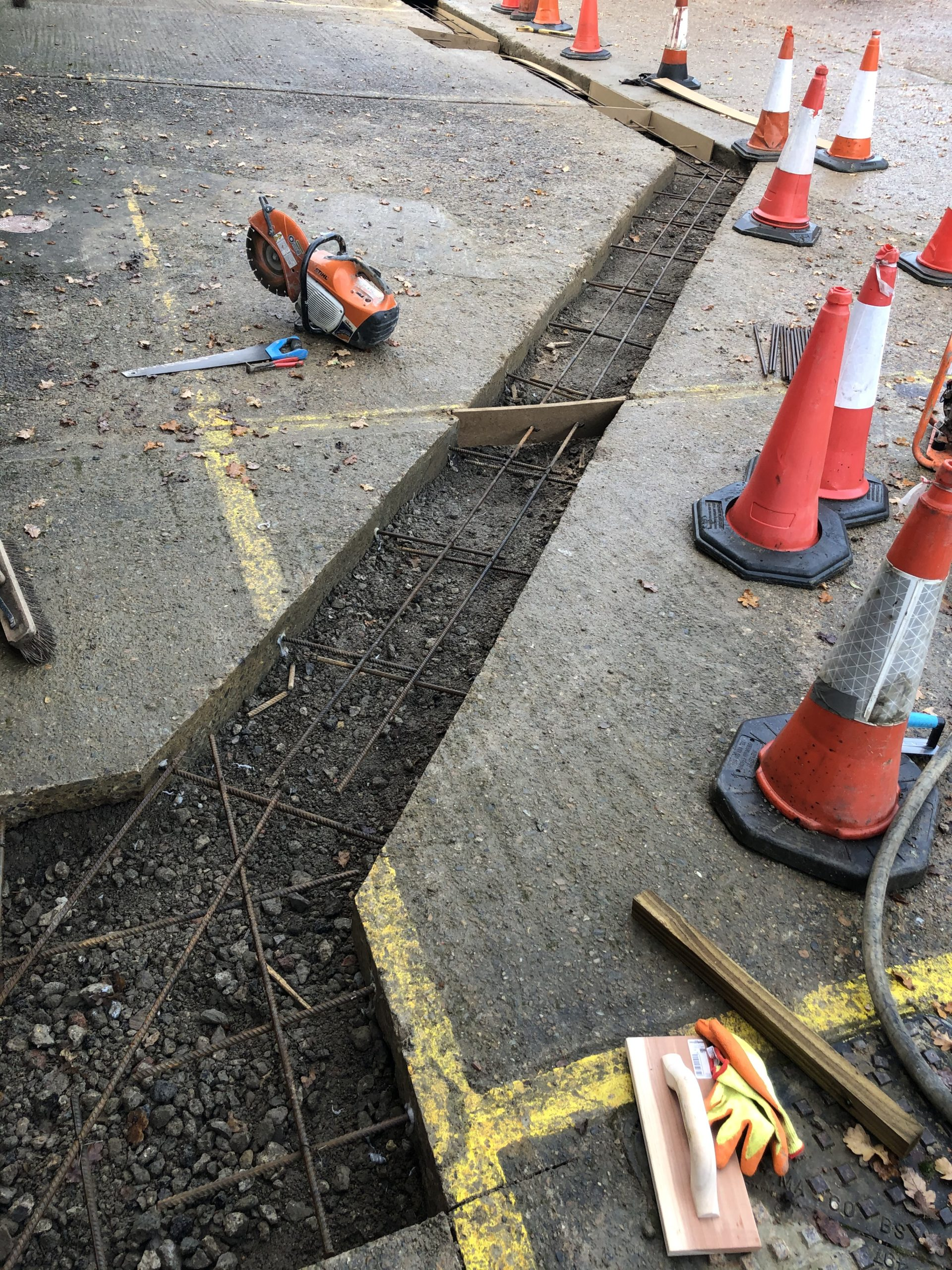 Read more about the article Trenching – Sevenoaks